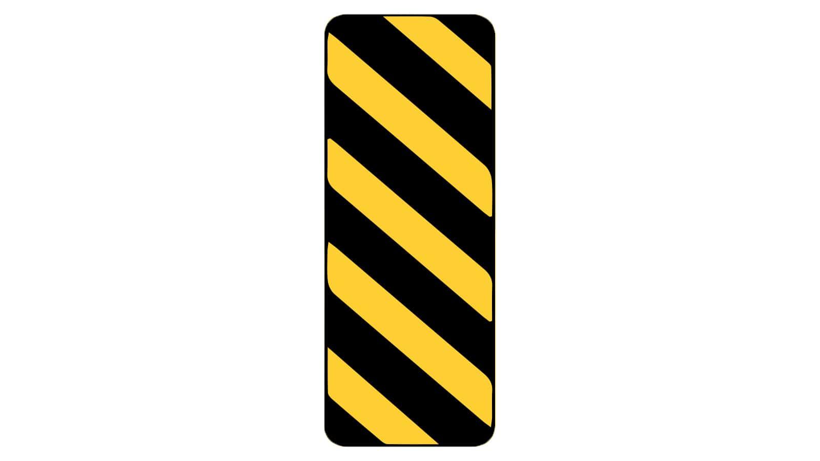Warning sign Hazard Marker
