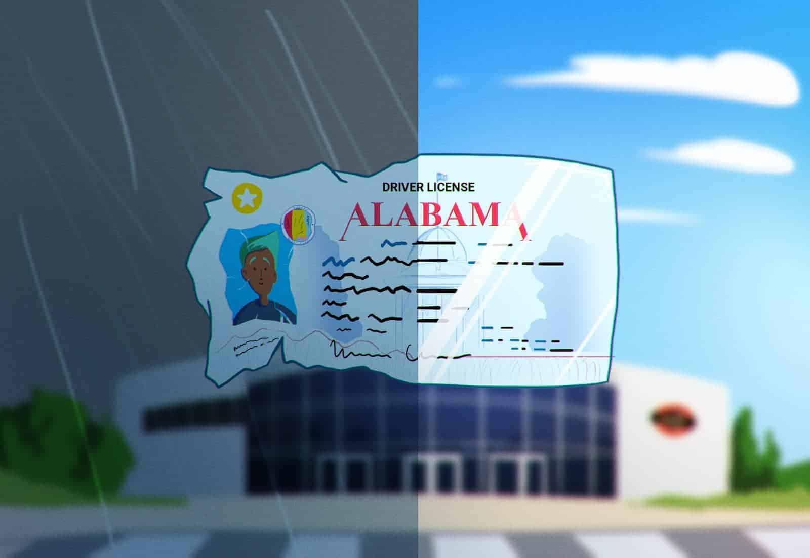 alabama driver's license renewal