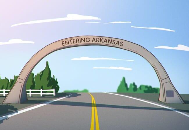 arkansas driver's license