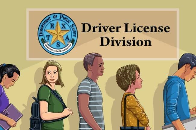 how to get Texas driver license
