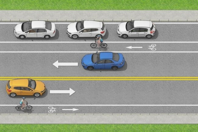 Sharing the Road with Other Road Users
