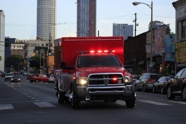 Emergency Vehicles & Law Enforcement: What to Do and How to Act