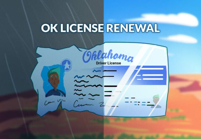 Renewing Your Oklahoma DPS Driver's License