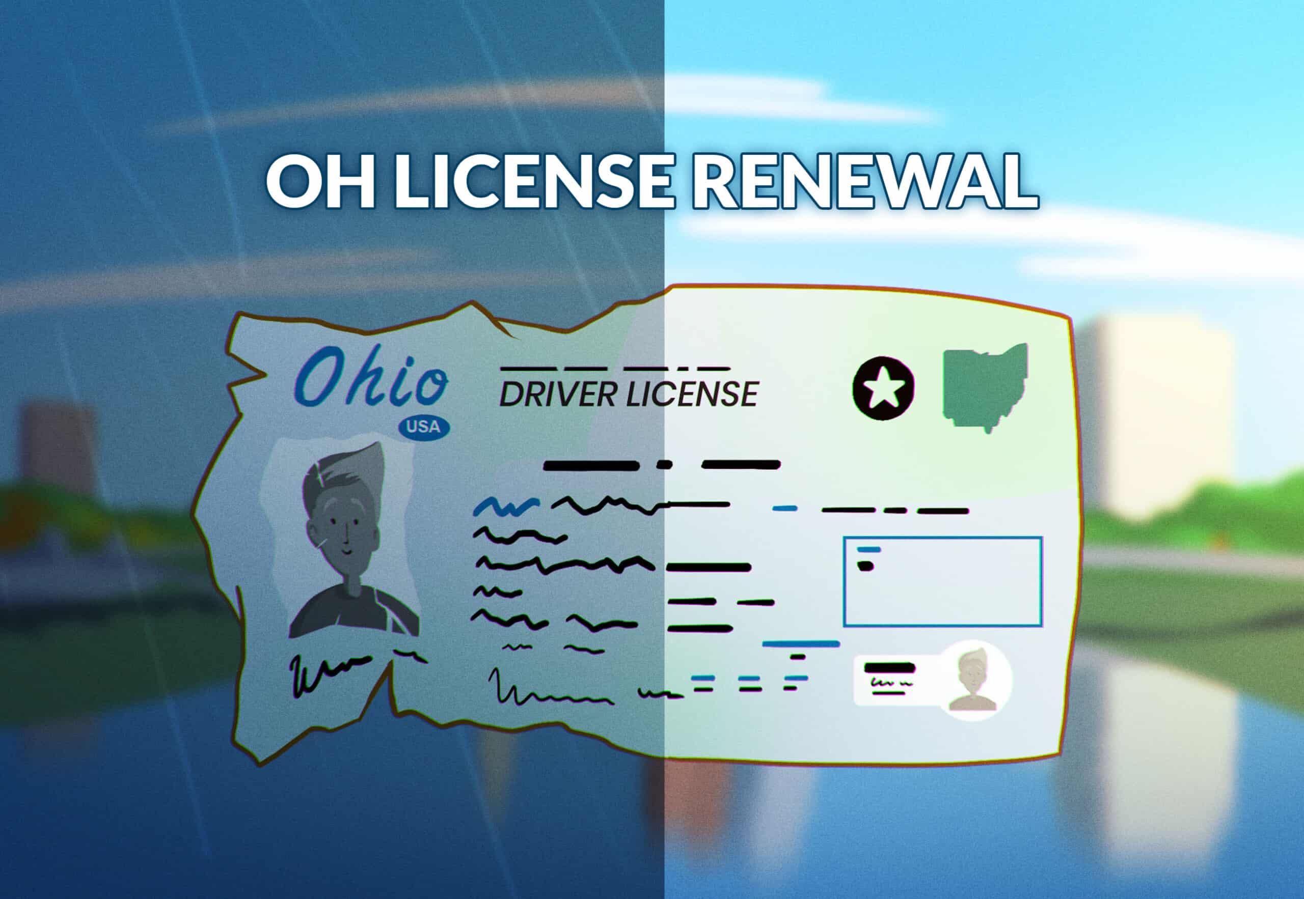 Ohio Driver's License Renewal