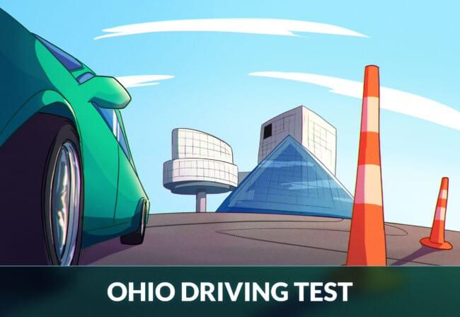 Ohio driving test