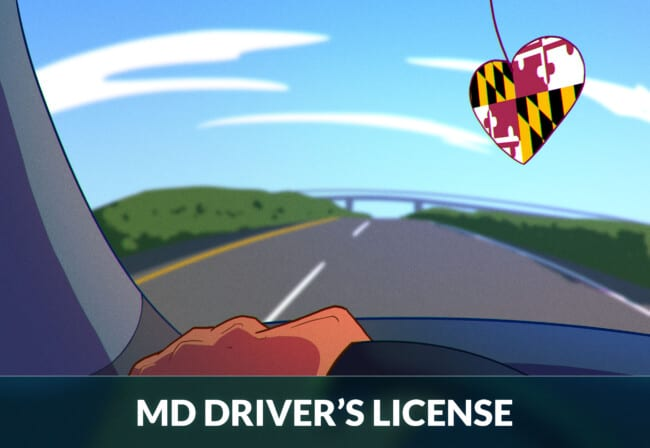 How to Get Your Maryland Driver's License