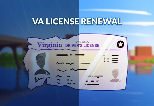 Virginia Driver's License Renewal: All You Need to Know