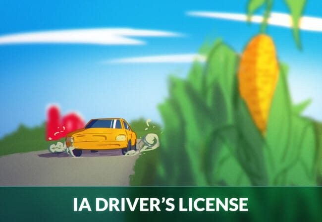 Iowa Driver's License