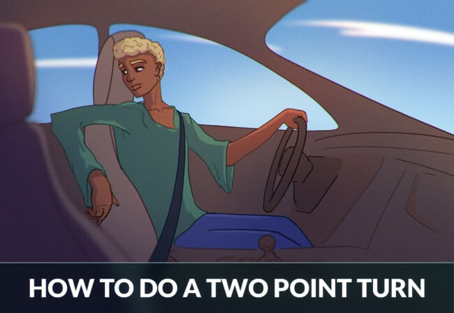 two point turn
