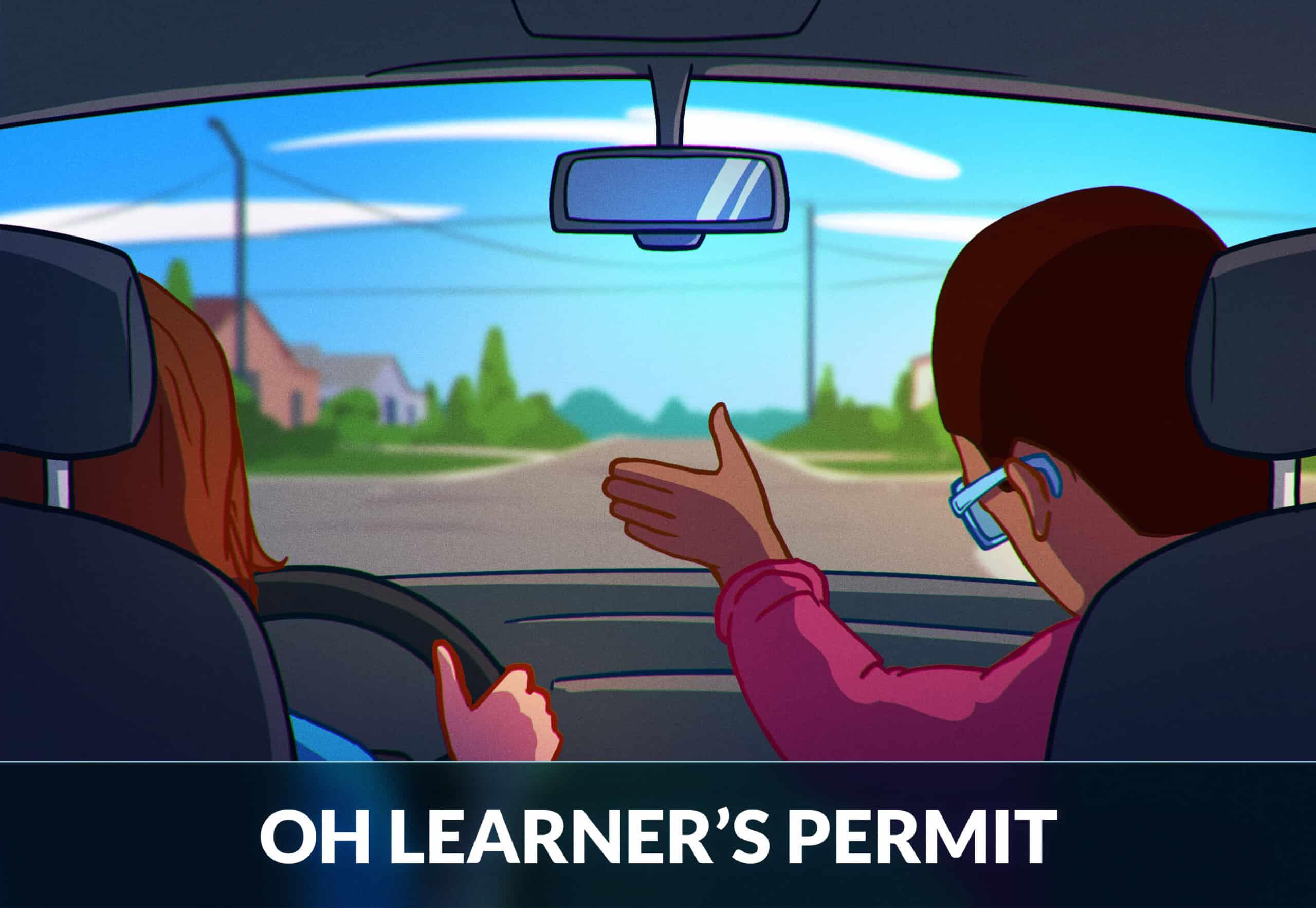 Ohio (OH) Learner's Permit