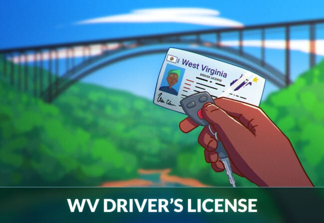 West Virginia Driver's License