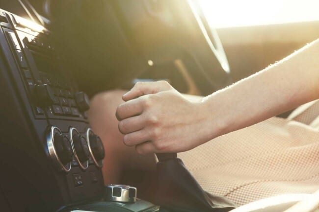How to Drive a Manual Car