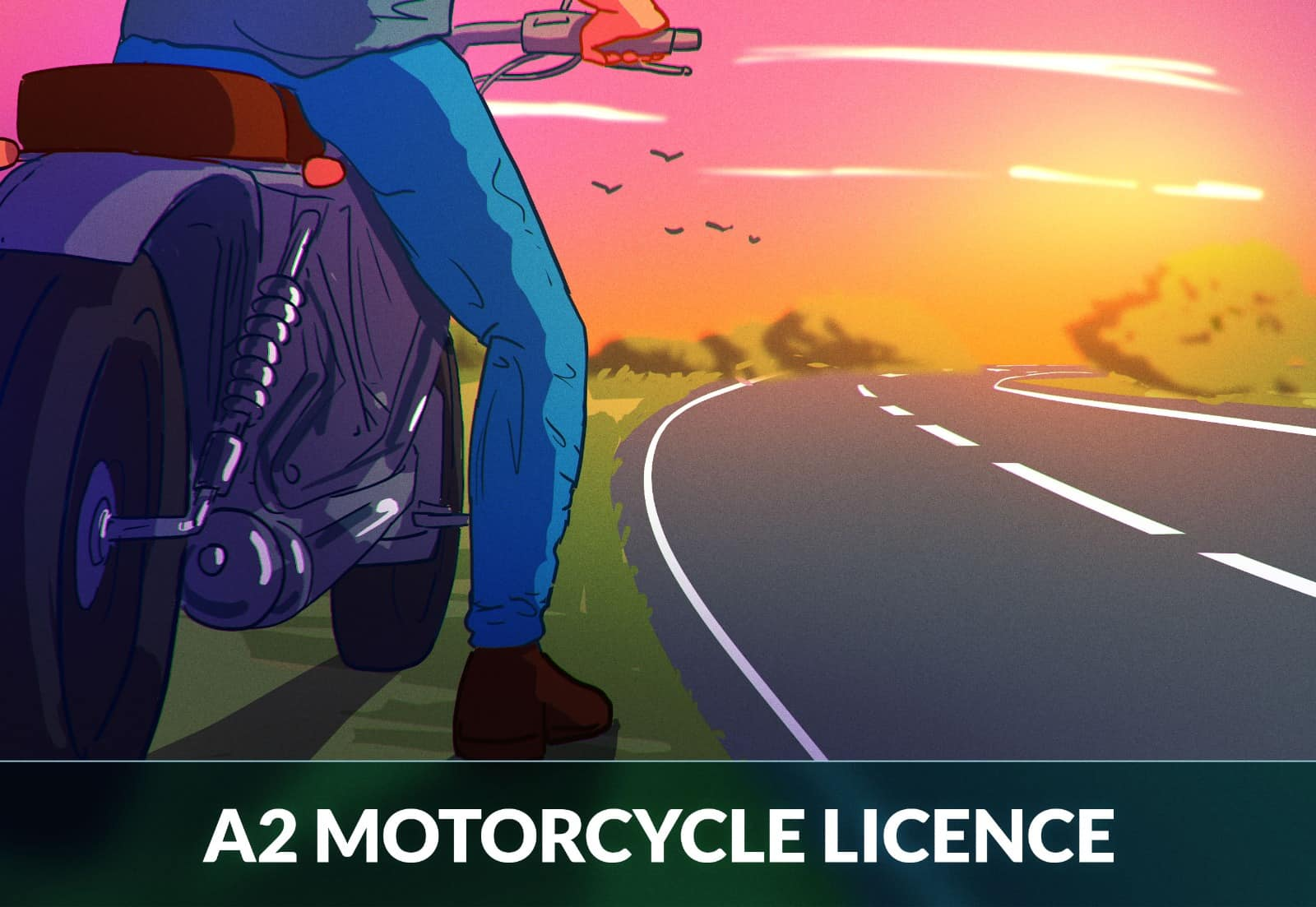 A2 motorcycle licence