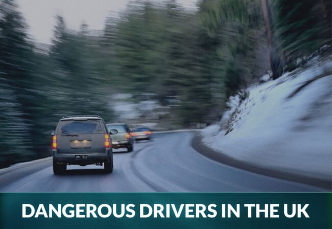 What Do the UK's Most Dangerous Drivers Look Like?