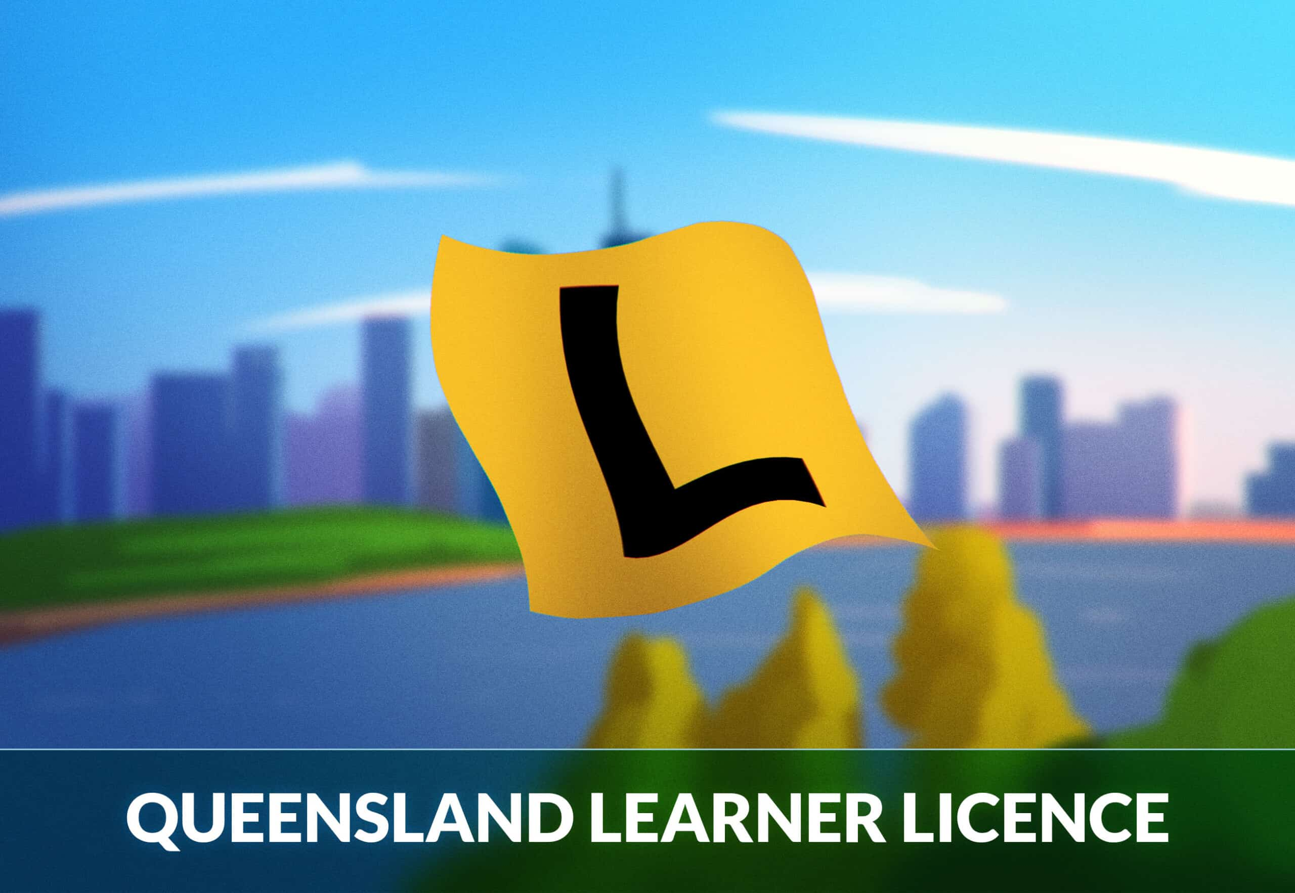 QLD learner licence